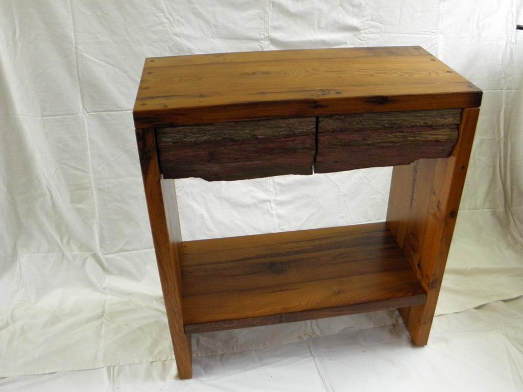 Altholzmoebel Schlafzimmer Tisch